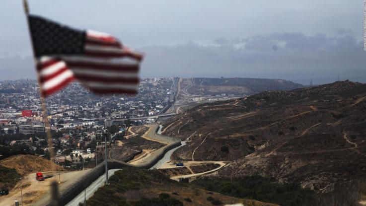 fronteras de EEUU