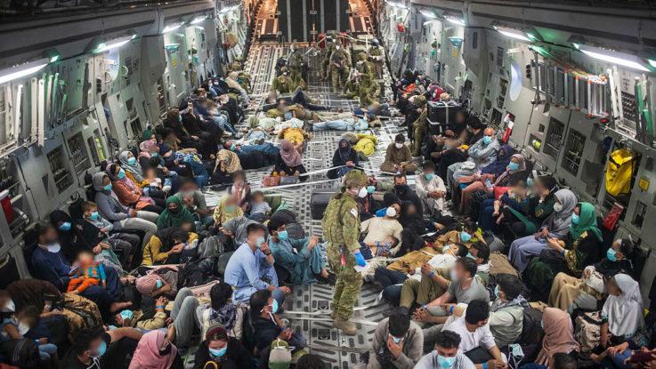 afganos asilo