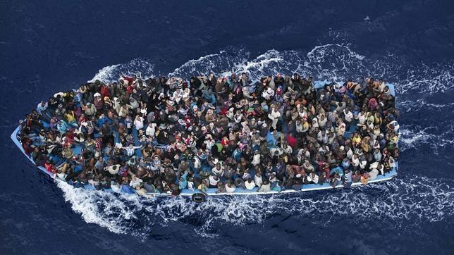 España inmigración irregular