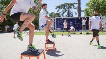 Las ciudades más fitness de España