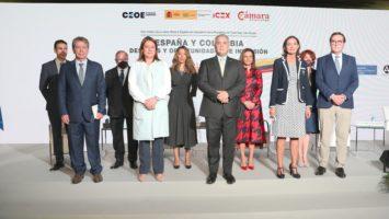 convenio España - Colombia