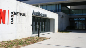 Netflix amplia sus estudios en Madrid
